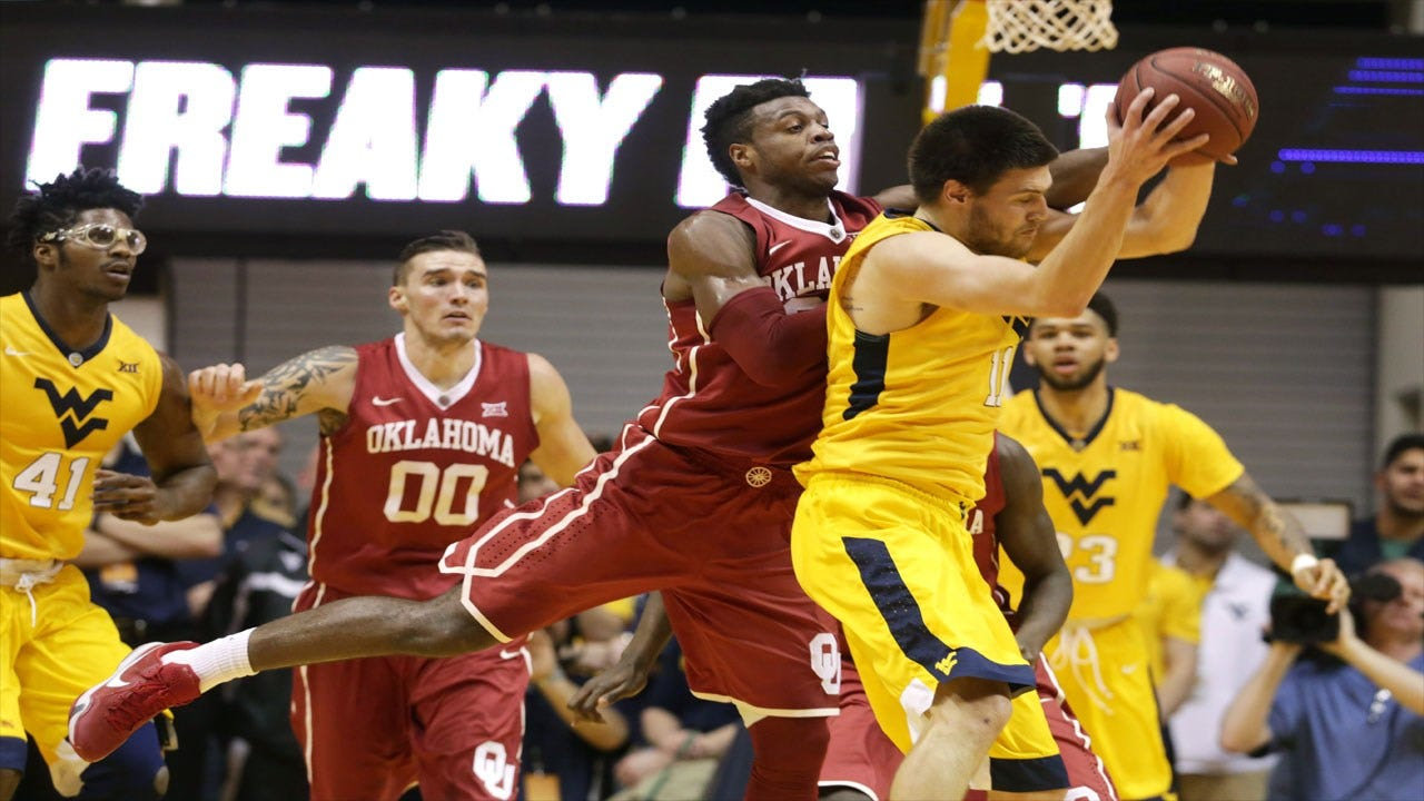 Tough In Transition: Sooners Outwork WVU To Pickup Much Needed Win