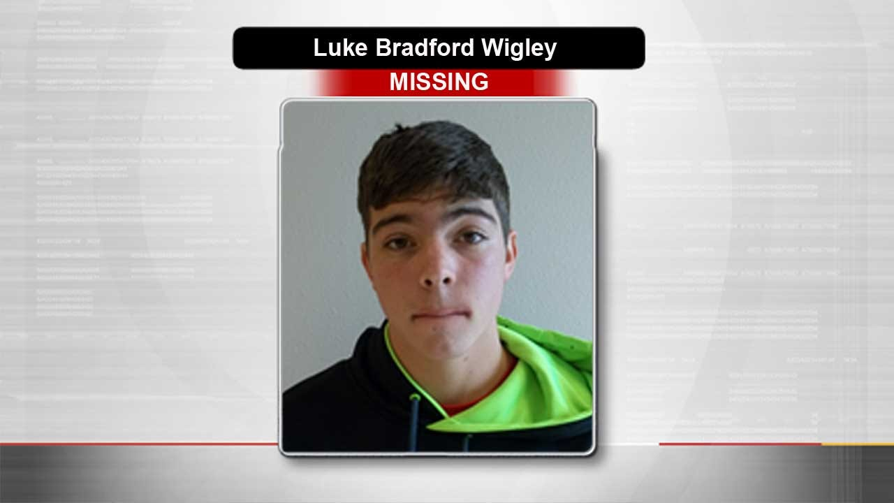 Mustang Police Look For Missing 15-Year-Old Boy