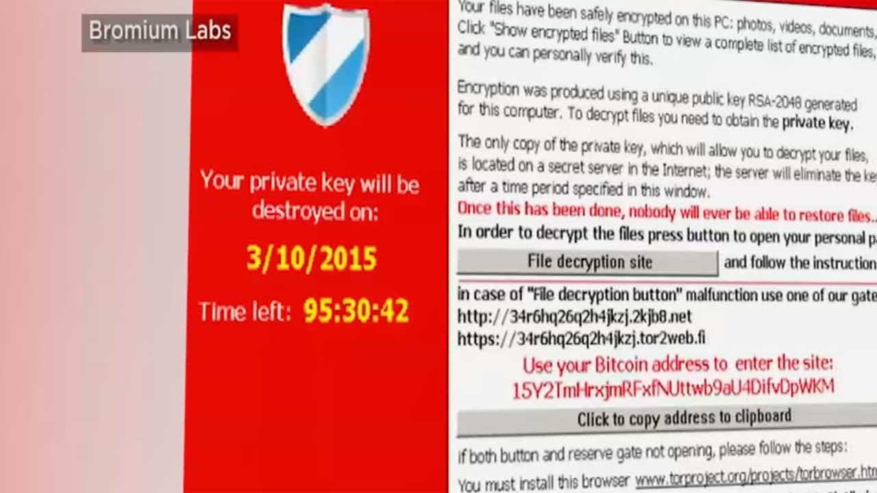 New Scam Hijacks Your Computer Files For Ransom