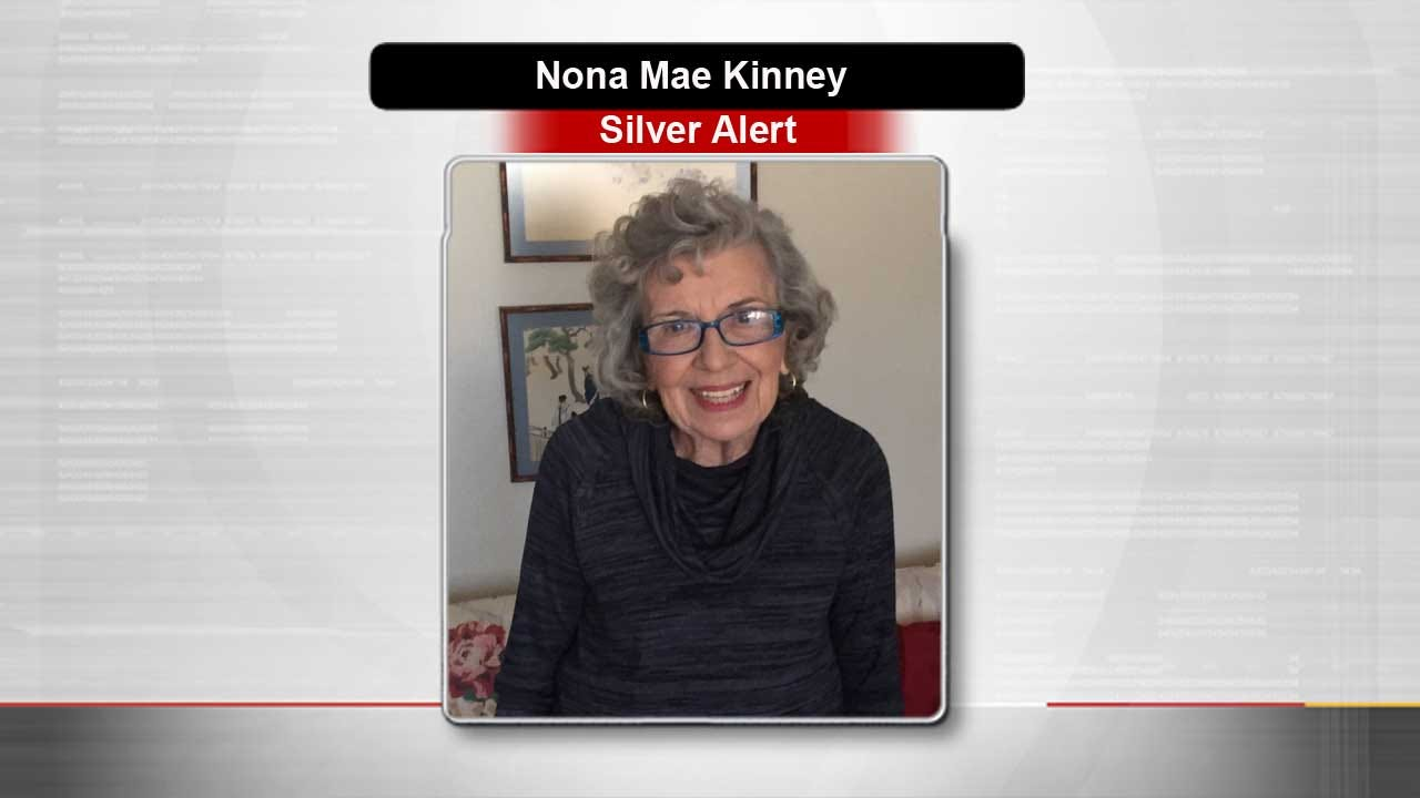 Oklahoma City Woman Found Safe After Silver Alert Issued