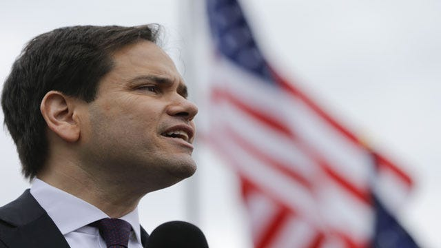 Marco Rubio To Speak At Chevy Bricktown Events Center