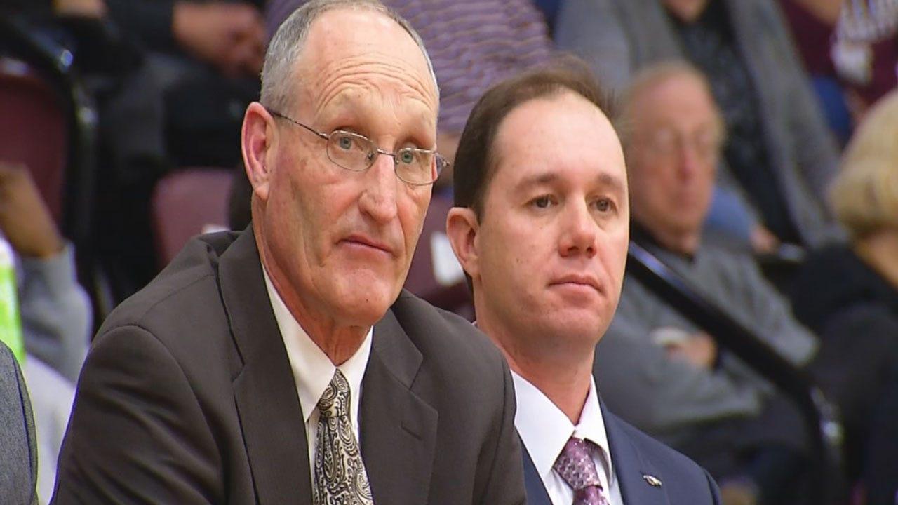 Oklahoma Christian University Men's Basketball Coach Reflects On Career