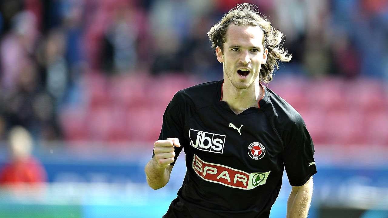 Energy FC Signs Danish Striker Janssen