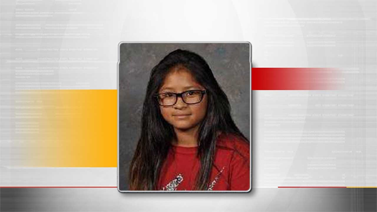 Moore Police Locate Missing 12-Year-Old Girl