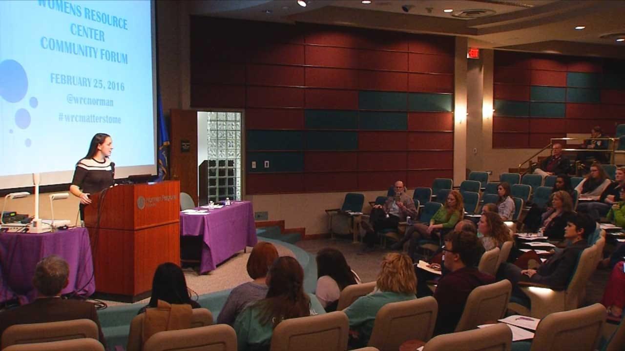 Norman Public Schools Addresses Sexual Violence