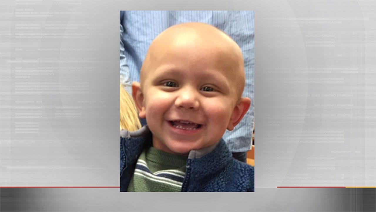 OKC Fire Department Plans 'Day Of Fun' For Little Boy Battling Cancer