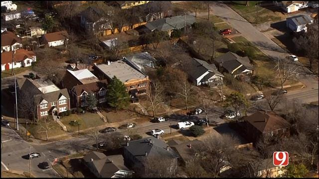 Homicide Investigators Called After Body Discovered In NW OKC