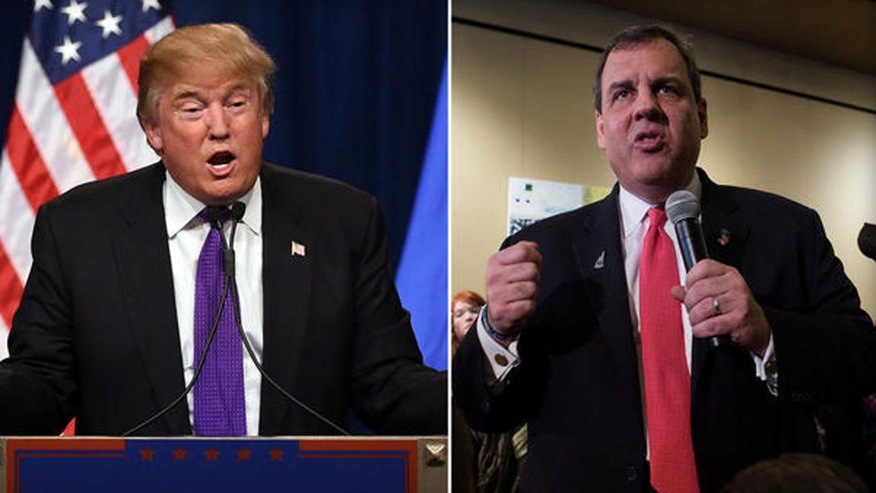 NJ Gov. Chris Christie To Join Donald Trump In OKC Campaign Rally