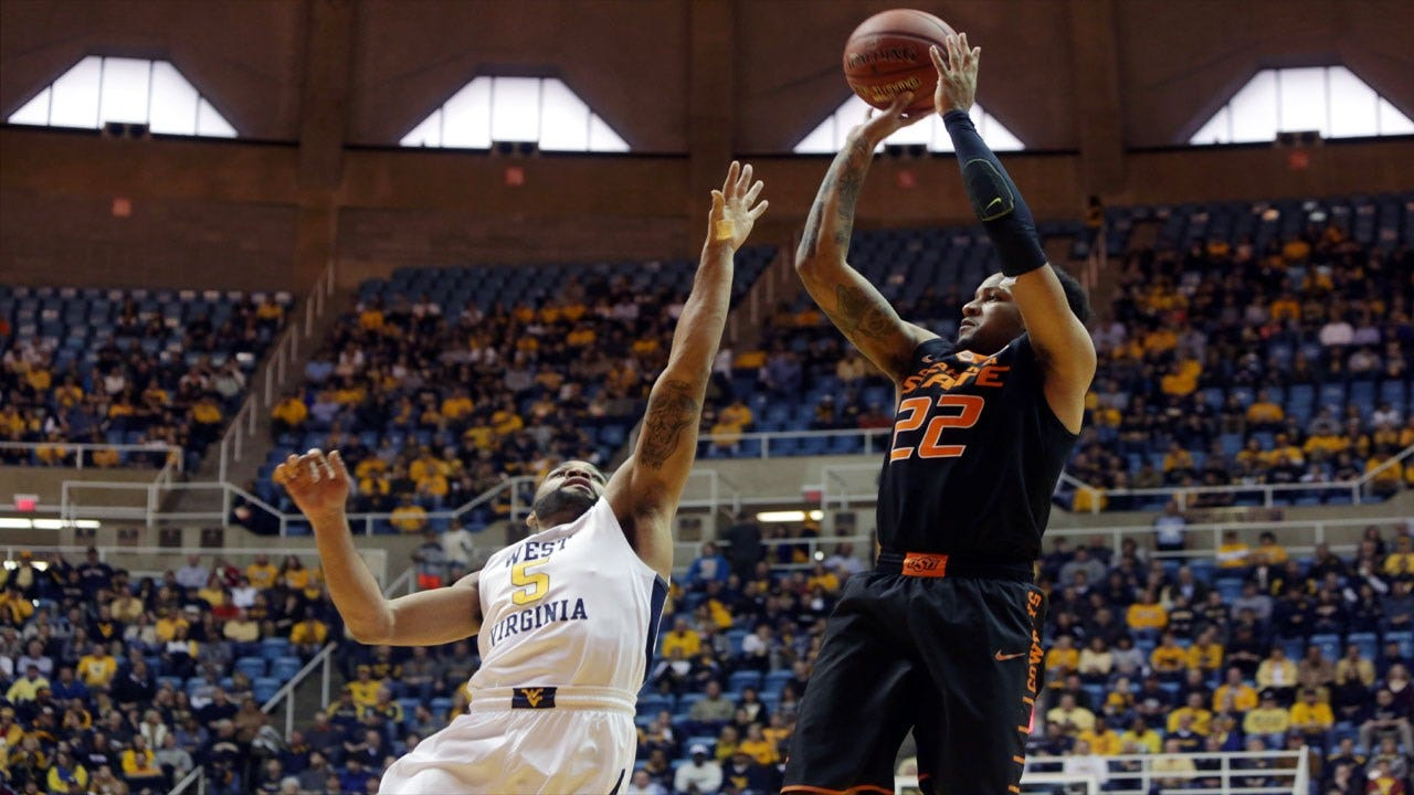 Mountaineers Pull Away From Cowboys In Second Half For Road Win