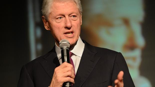 President Bill Clinton Holds 'Get Out The Vote' Event At UCO