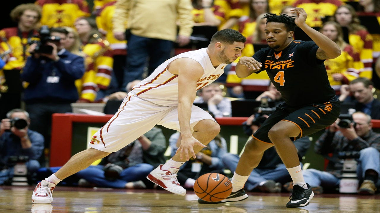 Cyclones Open Second Half On Fire As Cowboys Fall In Ames