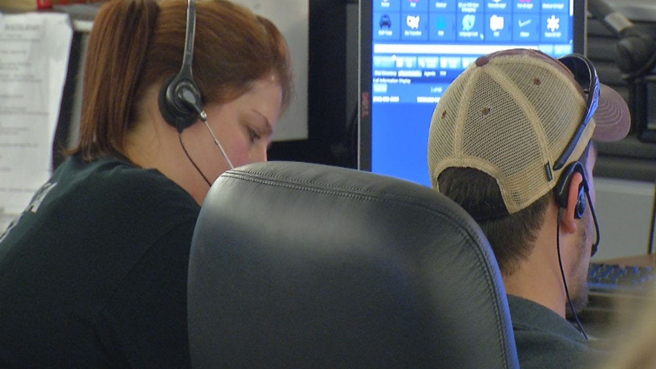 House Passes Bill To Help Increase Funding For 911 Call Centers Across OK
