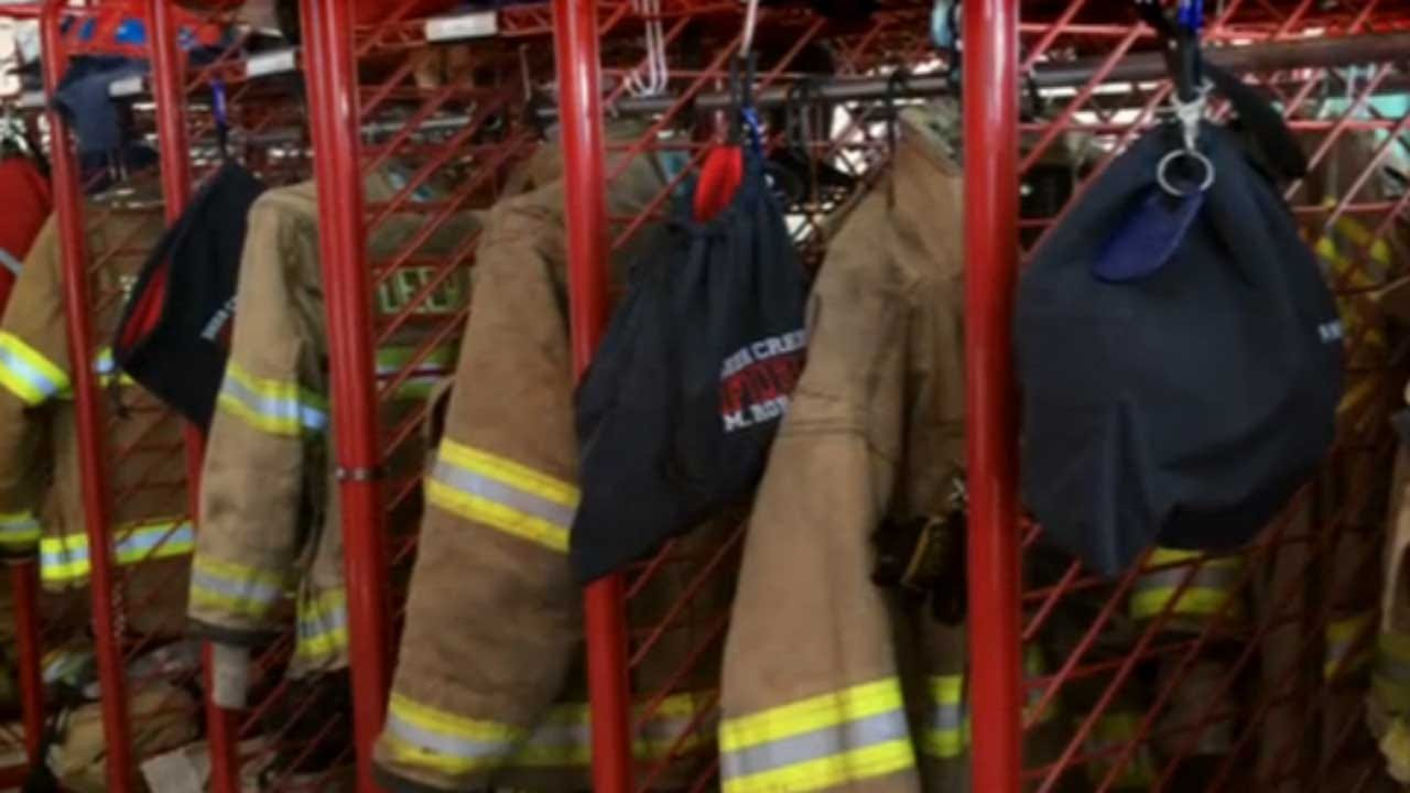 Deer Creek Fire Department Creating Rescue Task Force