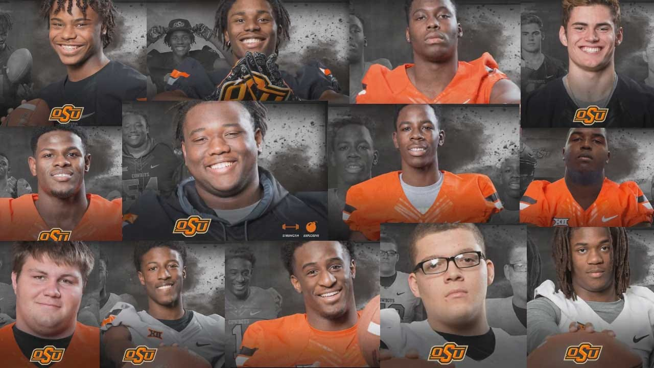 OSU Football: Get To Know The Cowboy Commits