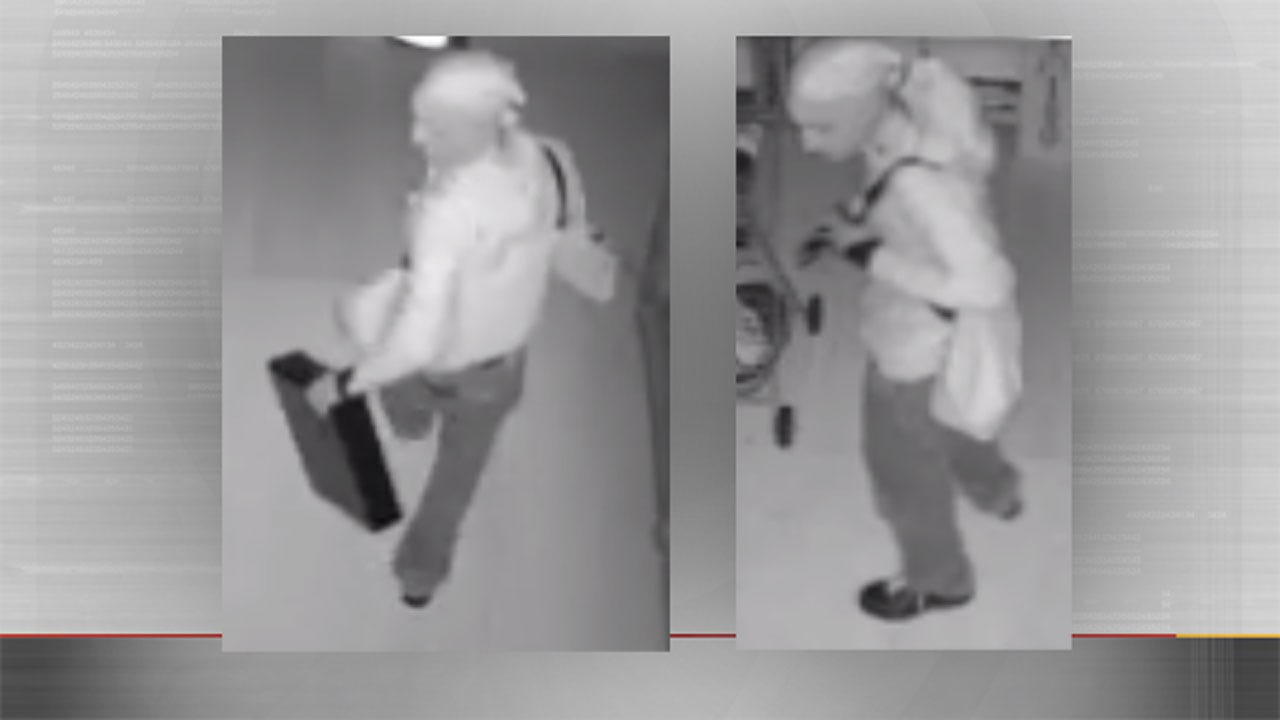 Police: Suspect Steals About $10K Worth Of Items From Stillwater Business