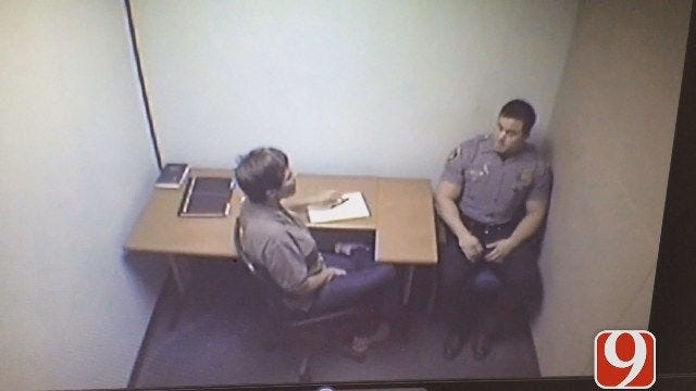 GRAPHIC: Transcribed Dialogue From Daniel Holtzclaw Interrogation Video