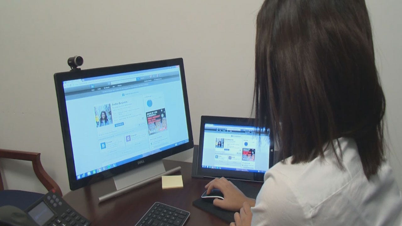 Looking For A Job? Be Sure To Clean Up Social Media Accounts