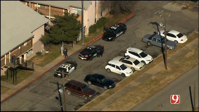 Police Investigate Shooting In Northwest OKC