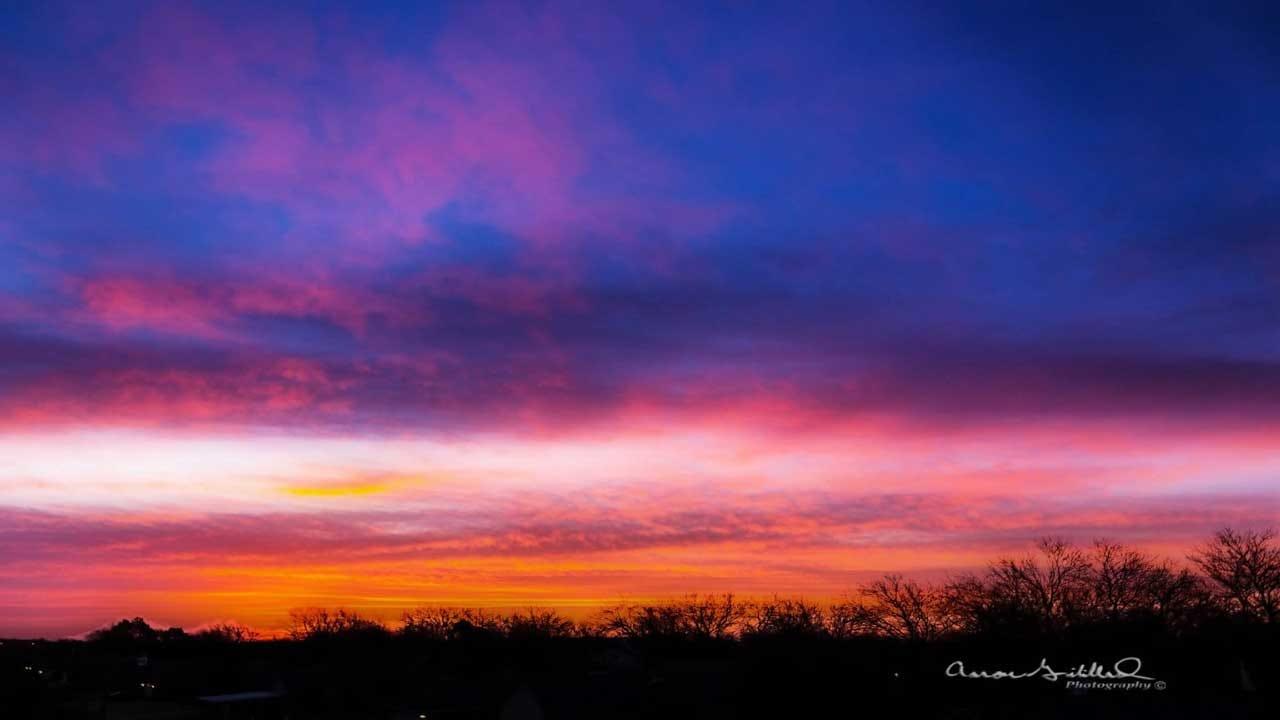 News 9 Viewers Share Photos Of Beautiful Oklahoma Sunrise