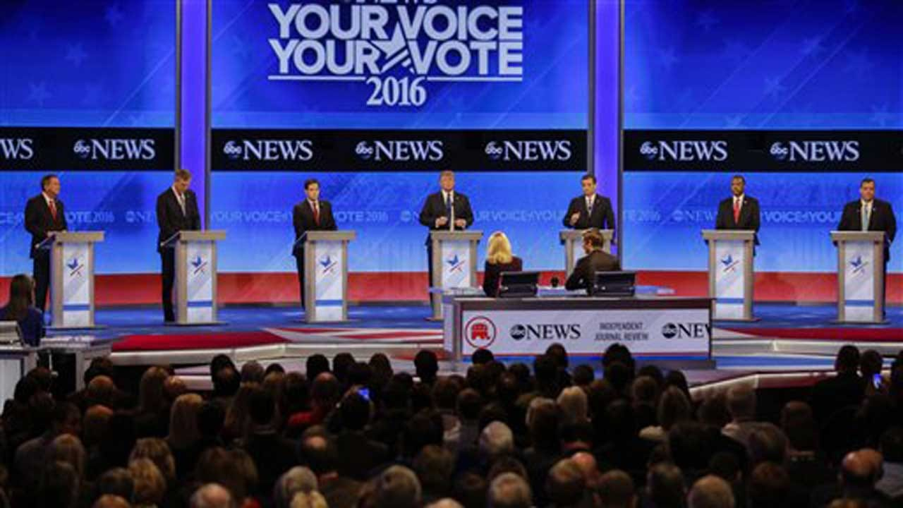 GOP Debate: Candidates Defend Records, Readiness For Office
