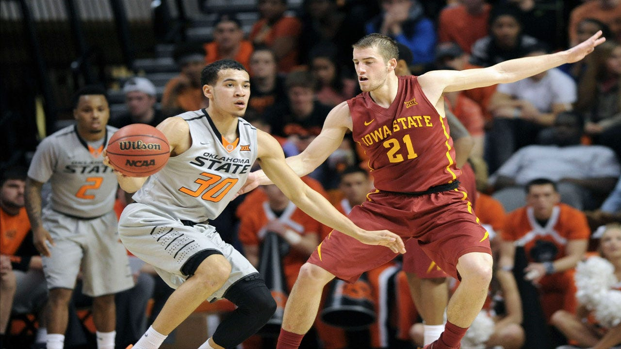 Iowa State Escapes Upset, Edge Cowboys In Stillwater