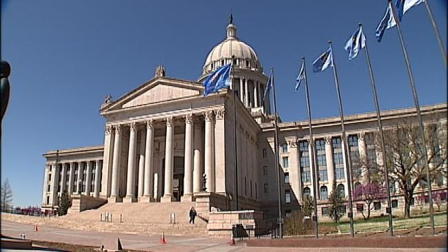 Man Tries To Take Knife Into State Capitol