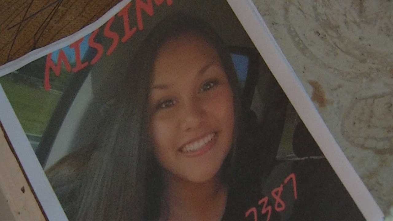 Police Search For Missing Shawnee Girl, 15