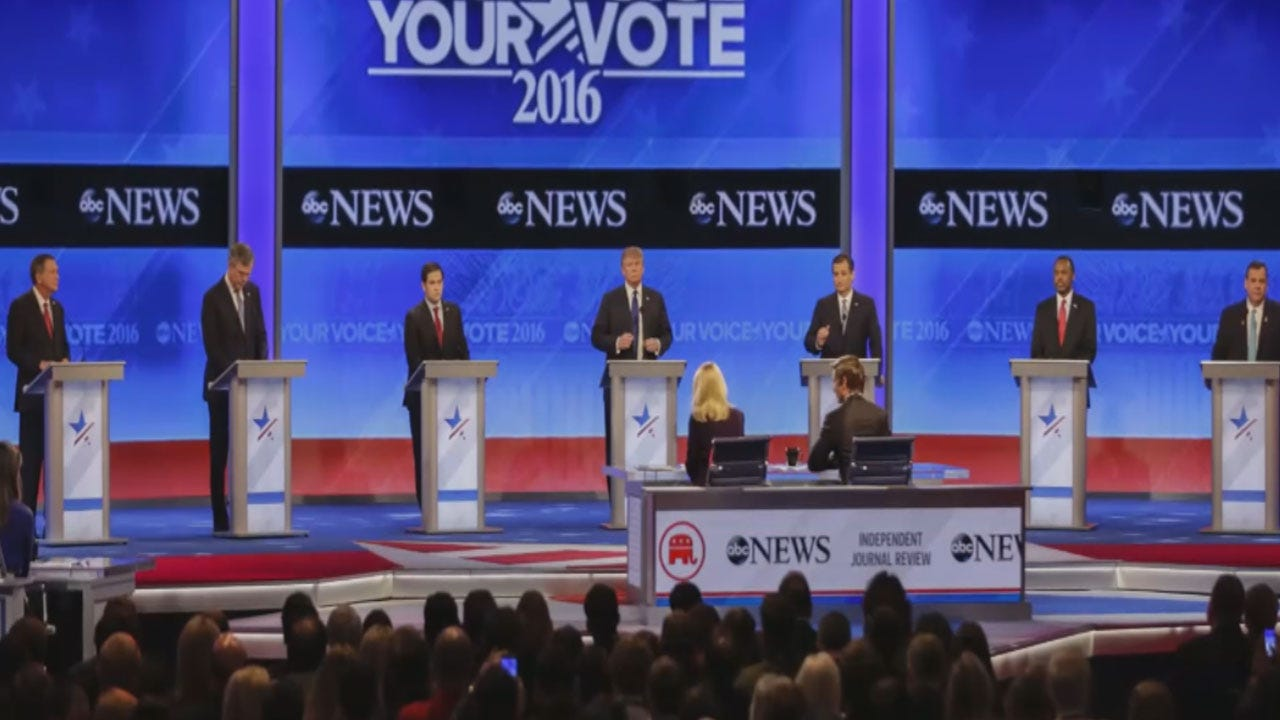 Presidential Candidates Making Final Pitch Ahead Of New Hampshire Primary
