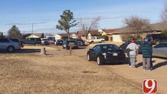 Police: Two Found Dead Inside NW OKC Home