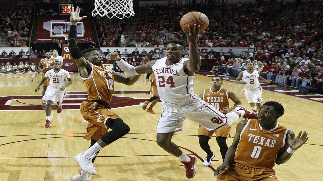 Yeah Buddy: Hield's Late 3-Pointer Lifts OU Past Texas