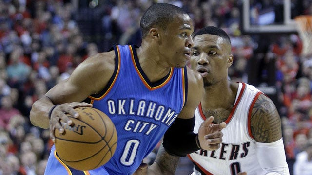Previewing Sunday Night's Thunder Showdown With Portland