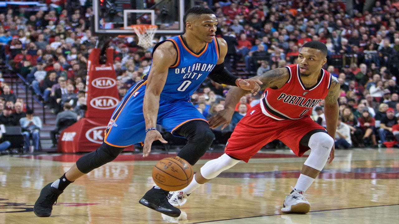 Trouble With The Trailblazers: Portland Completes Comeback To End OKC's Streak