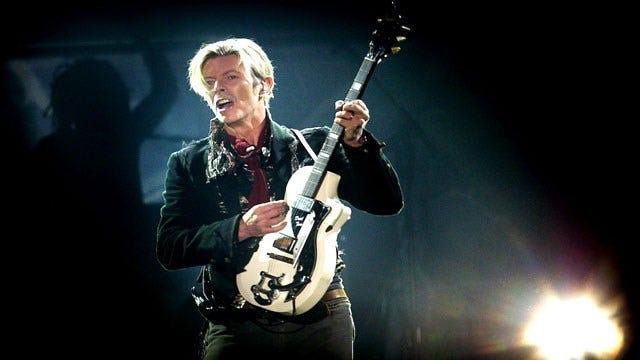 Rock Legend Bowie Dead At 69