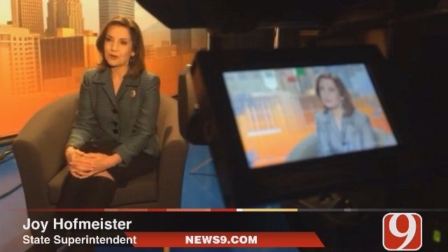 Hofmeister Reflects On First Year Of Being OK State Superintendent