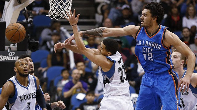 Instant Analysis: Thunder Beat Timberwolves On The Road