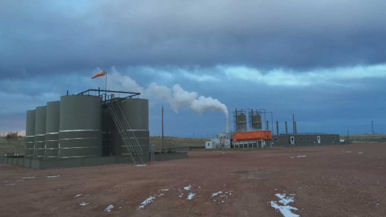 OKC Company Says It Can Provide Alternative To Injection Wells