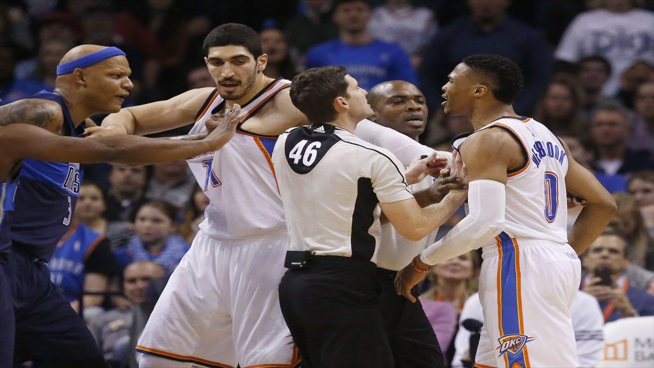 Muzzling The Mavs: OKC Dominates Short-Handed Dallas