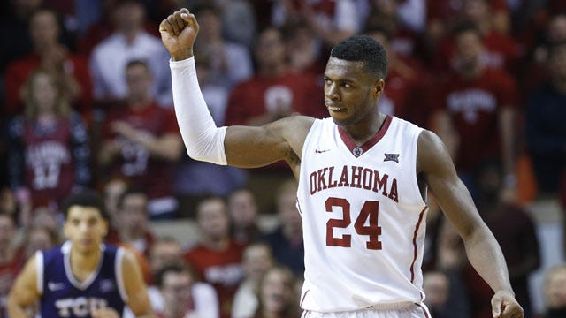 OU's Hield Named To Wooden Award Midseason Top 25