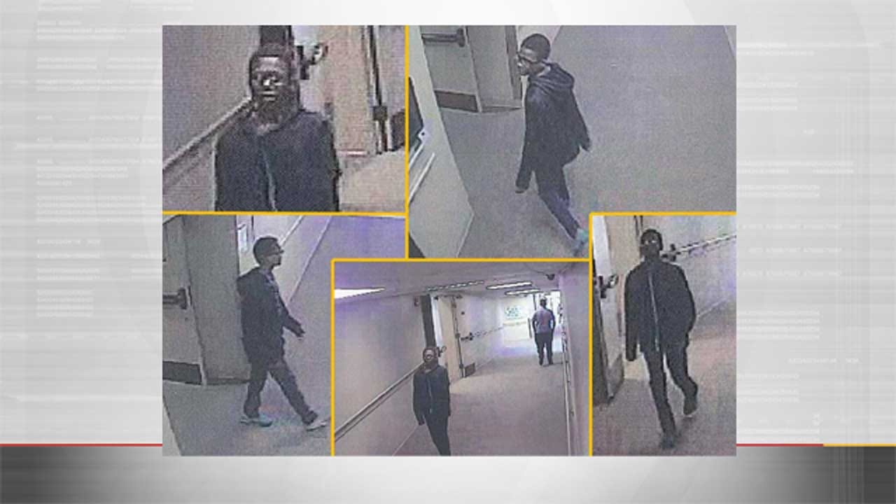 Police Seek Suspect Who Stole From MWC Church During Sunday Service