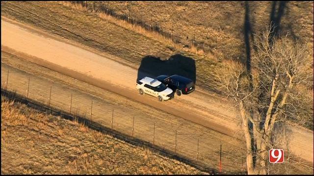 Suspect Evades Pottawatomie County Sheriff's Deputies