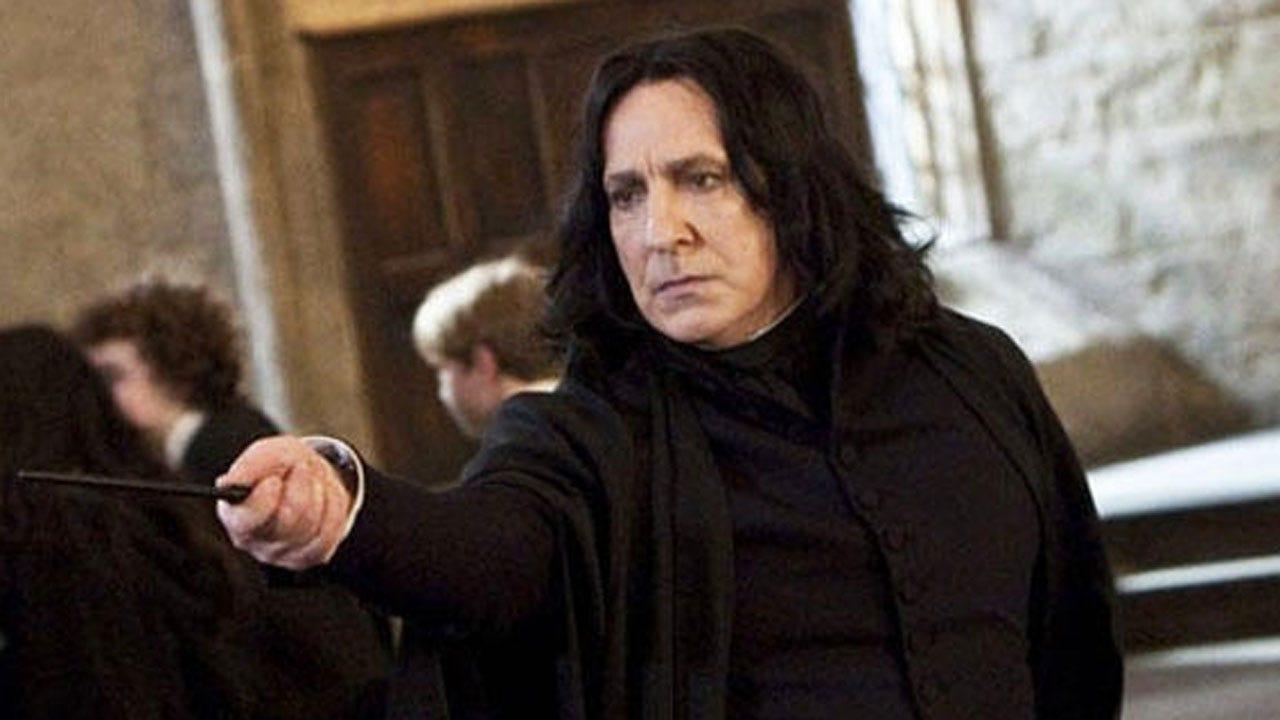 Alan Rickman, Star Of 'Die Hard' And 'Harry Potter' Films, Dies