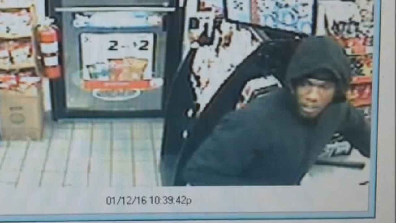 Metro Police Searching For Suspect Who Robbed Convenience Store