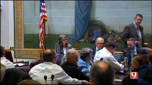 Rep. Richard Morrissette Holds Public Hearing On Oklahoma Earthquakes