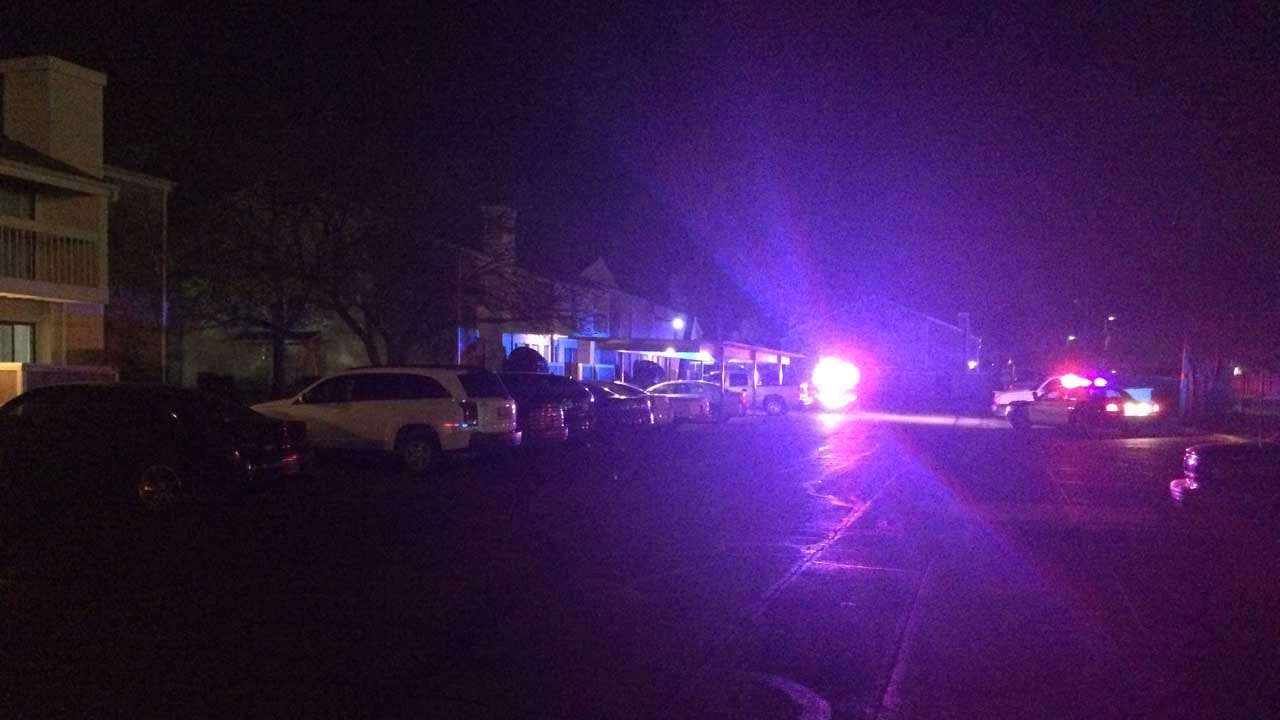Shooting Reported In NW OKC Apartment Complex