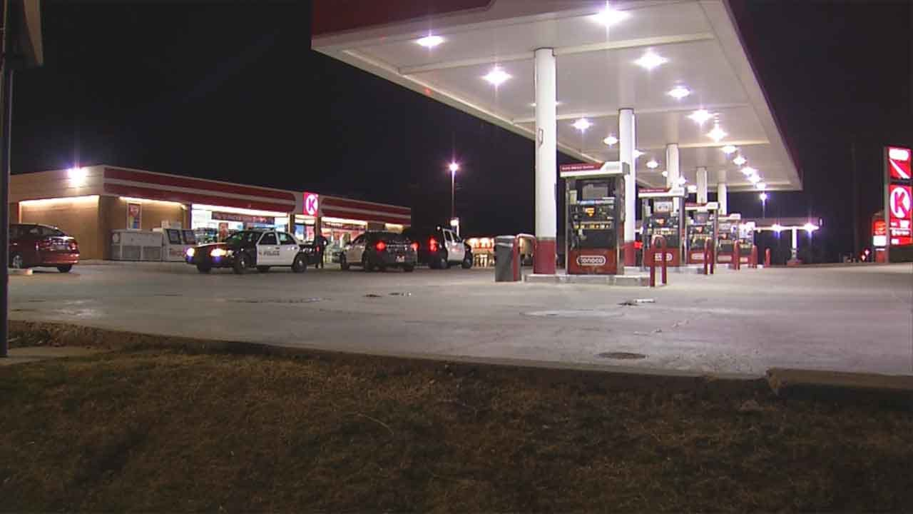 Bethany Police Investigate Early Morning Gas Station Robbery