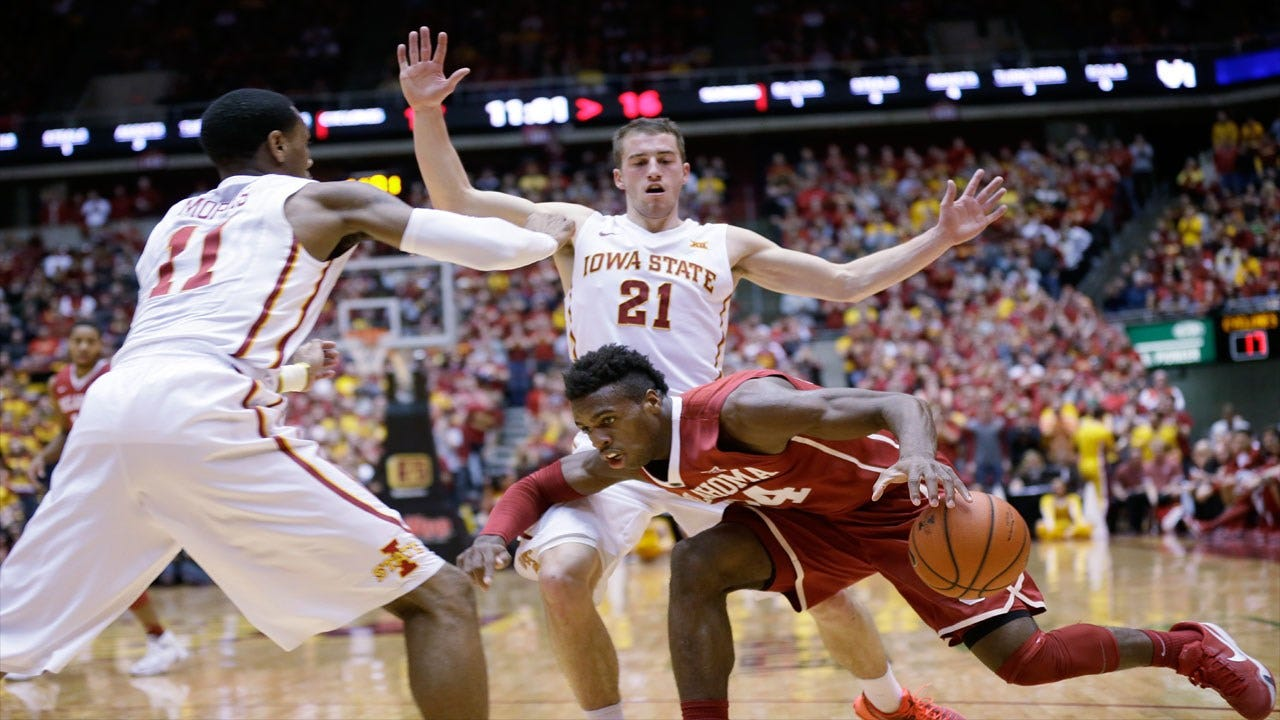 Down Goes Number One: Sooners Fall To No. 19 Cyclones In Ames