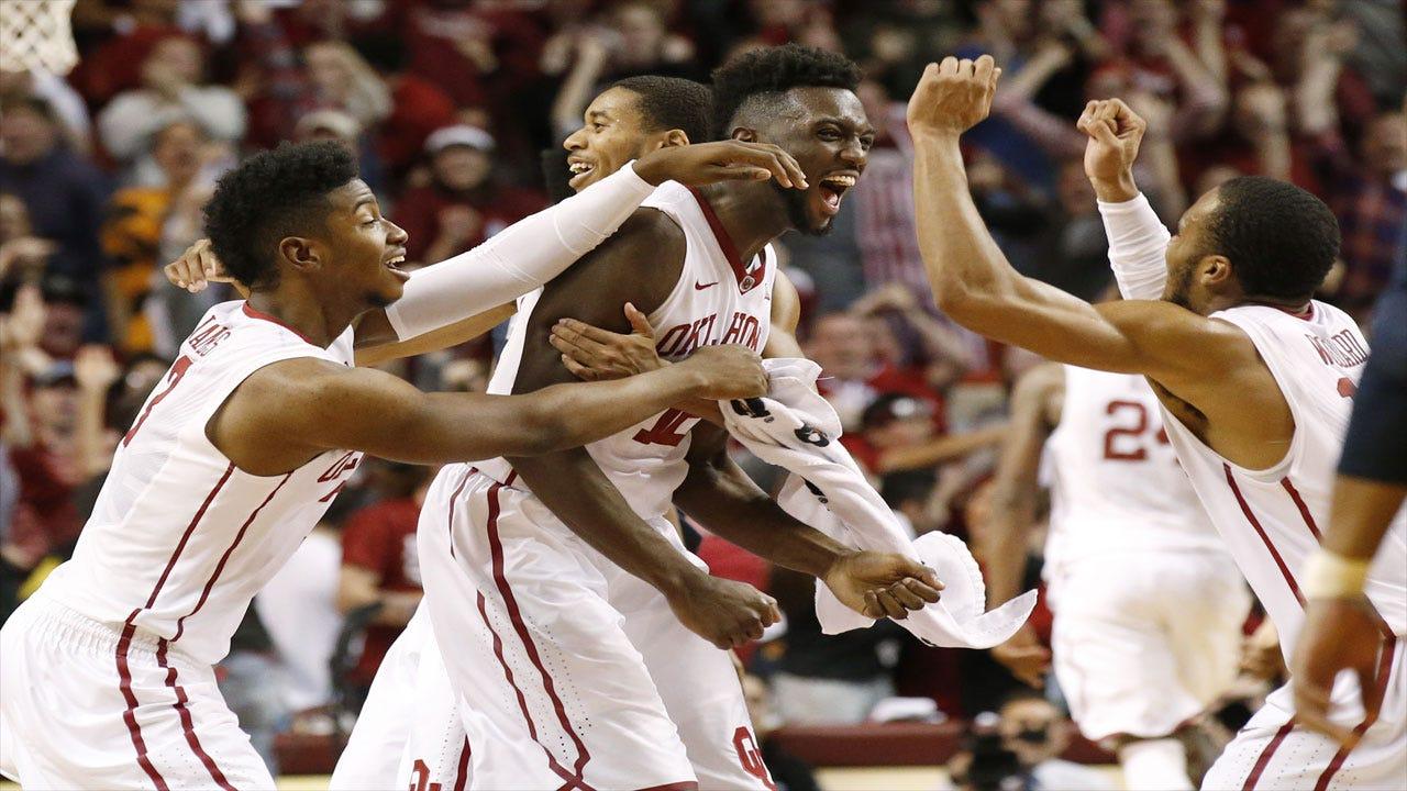 OU Basketball: Sooners Unanimous No. 1
