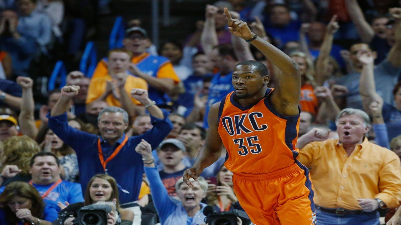 Thunder Look To Notch Fifth Straight Win In Denver