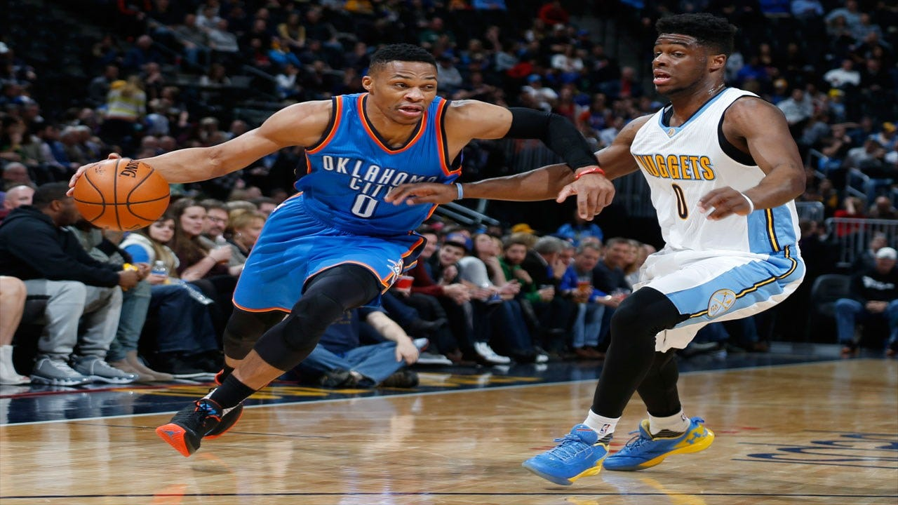 Five In A Row: Thunder Too Much For Nuggets