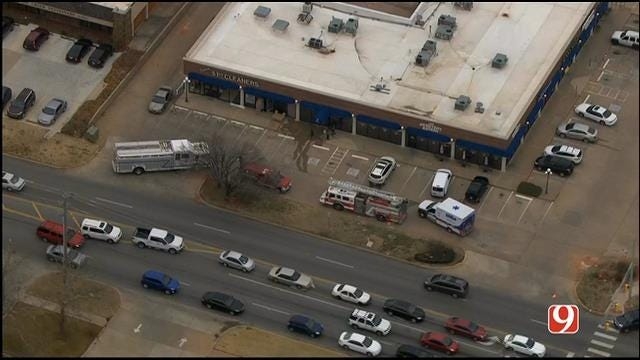 NW OKC Business Evacuated Due To 'Chemical Odor'